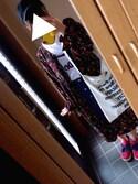 maさんの「前釦デニムタイトスカート(GRL|グレイル)」を使ったコーディネート