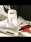 「Nike Three-Pack Cotton-Blend Socks(Nike)」 using this Reo looks