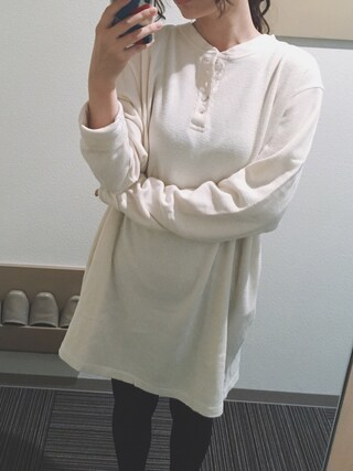「3XL Thermal Tops(mother)」 using this 阿久津ゆりえ looks