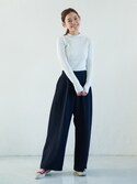 「LESLIE TURTLENECK(rag & bone)」 using this 阿久津ゆりえ looks