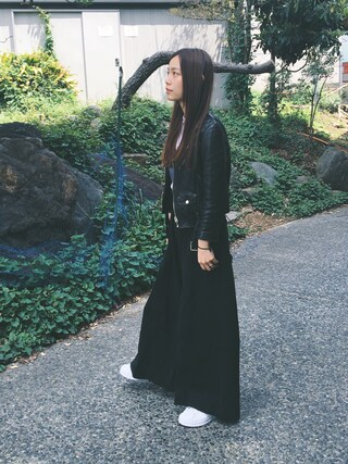 「shrink leather riders(beautiful people)」 using this 阿久津ゆりえ looks