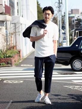 MEN'S BIGI HEAD OFFICE|shunsuke.Hさんの(MIND BLOW|マインドブロウ)を使ったコーディネート