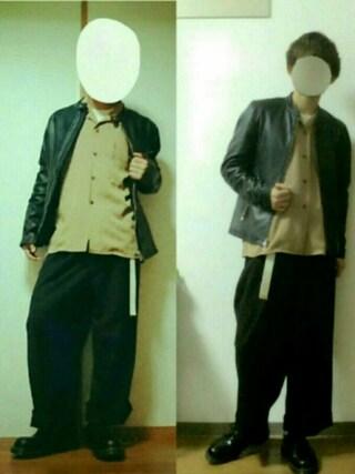 「サテンカイキンシャツ(HARE)(HARE)」 using this あすく looks