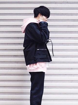 (PORTVEL) using this STUDIOUS ルミネ池袋店|Ryo looks