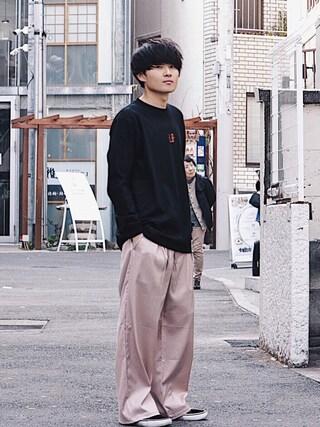 (LITTLEBIG) using this STUDIOUS ルミネ池袋店|Ryo looks