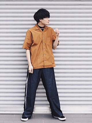 (Scye) using this STUDIOUS ルミネ池袋店|Ryo looks
