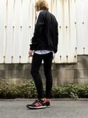 「<adidas originals> SST TRACK TOP/トラックジャケット(adidas originals)」 using this テル looks
