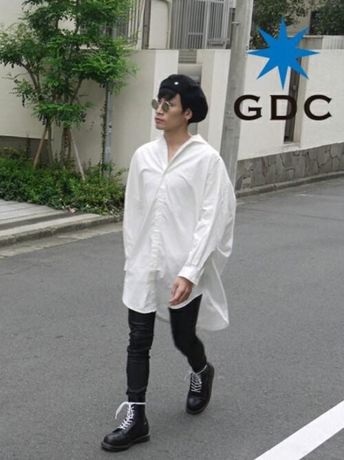 GDCTOKYO -HARAさんの「GGDC(GDC)」を使ったコーディネート