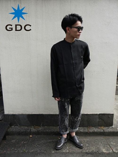 GDCTOKYO -HARAさんの「METAL  JEANS(GDC)」を使ったコーディネート