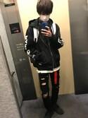(adidas) using this ひろ looks