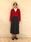 Mamiさんの「Coca-Cola & Fruit of The Loom by  BEAMS BOY / プリント Tシャツ(BEAMS BOY ビームスボーイ)」を使ったコーディネート