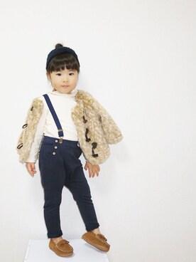 kaoooyunawearさんの(韓国子供服)を使ったコーディネート
