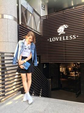LOVELESS代官山|AYANOさんの(3.1 Phillip Lim|スリーワン フィリップ リム)を使ったコーディネート