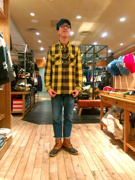 KodaiHitotsuyaさんの(LEVI'S VINTAGE CLOTHING|リーバイス・ビンテージ・クロージング)を使ったコーディネート