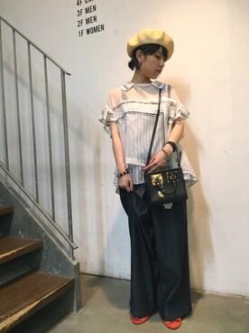 MIDWEST NAGOYA MEN|ホリユキノさんのコーディネート