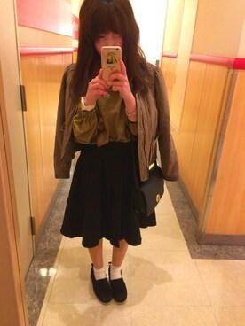 natsumiさんの(RETRO GIRL|レトロガール)を使ったコーディネート