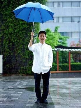 雨の日コーデコーディネート