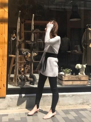 LIFE's代官山店|TAGUCHI SHIZUKAさんの(TODAYFUL|トゥデイフル)を使ったコーディネート