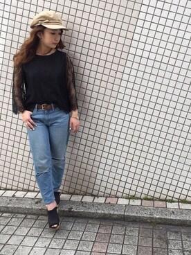 UNRELISH 広島PARCO店|うらとまゆかさんの(UNRELISH|アンレリッシュ)を使ったコーディネート