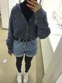 (古着) using this ねむ looks