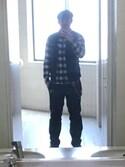 Tatsukiさんの「CABLE WALLET CHAIN(CRIMIE|クライミー)」を使ったコーディネート