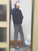 Hiroさんの「メルトンスタジャン(JIGGYS SHOP|ジギーズショップ)」を使ったコーディネート