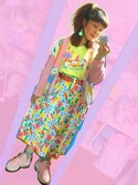 ♡♡urarabbit♡♡ is wearing VINTAGE