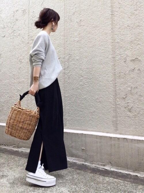 ari☆さんの「スソベンツ パンツ◆(Spick & Span)」を使ったコーディネート