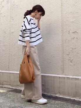ari☆さんの(Traditional Weatherwear|トラディショナルウェザーウェア)を使ったコーディネート