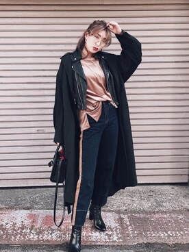 MURUA本部|小竹麻美さんのコーディネート