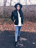 「LEVI'S RED TAB Jeans(Levi's)」 using this Julia  looks