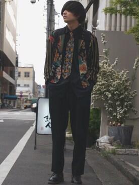 Daigo さんの(KENZO ケンゾー)を使ったコーディネート