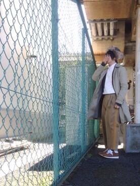 カオルさんの(TSUMORI CHISATO|ツモリチサト)を使ったコーディネート