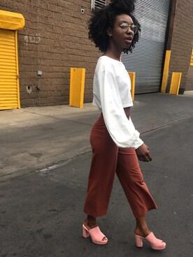 Krystal Porter looks