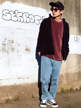 yuumaさんの(URBAN RESEARCH DOORS MENS|アーバンリサーチ ドアーズ メンズ)を使ったコーディネート