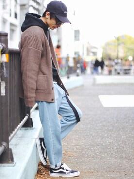 yuumaさんの(MONKEY TIME|モンキータイム)を使ったコーディネート