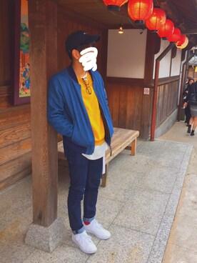 nomukenさんの(adidas|アディダス)を使ったコーディネート