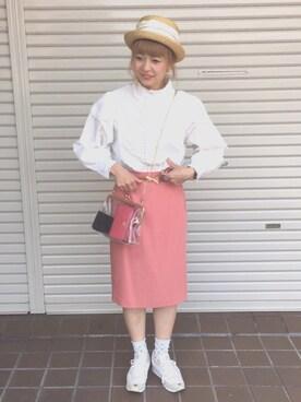 yukiさんの(milsa|ミルサ)を使ったコーディネート