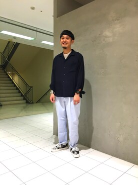 BEAUTY&YOUTH UNITED ARROWS|Daiki Yamamotoさんの(BEAUTY&YOUTH UNITED ARROWS|ビューティアンドユースユナイテッドアローズ)を使ったコーディネート