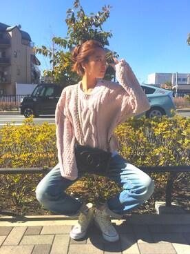 近藤千尋さんの(GYDA|ジェイダ)を使ったコーディネート