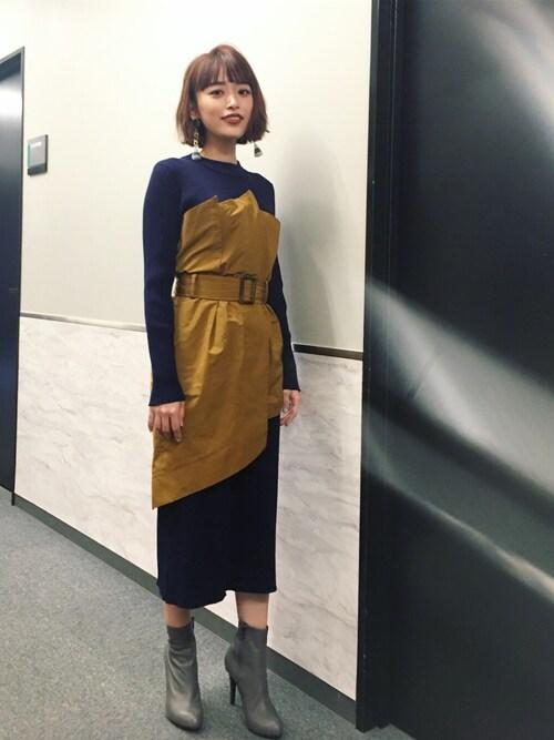 近藤千尋使用(UN3D.)的時尚穿搭