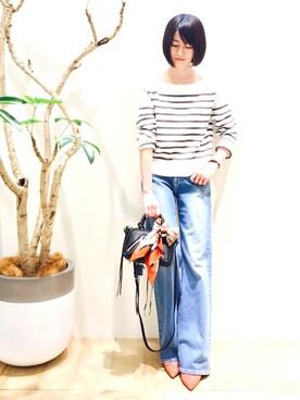 Abahouse Devinette Luxe 新宿高島屋店|O-chanさんの(REBECCAMINKOFF|レベッカミンコフ)を使ったコーディネート