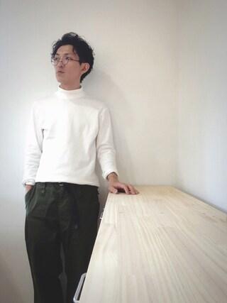 (古着) using this かずくん looks