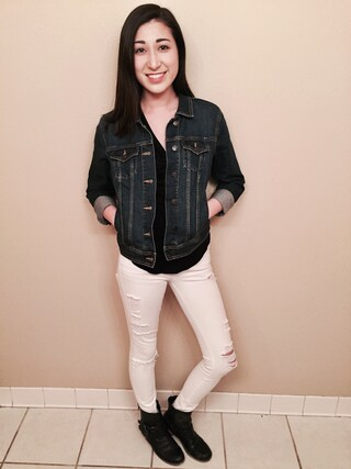 「Paige Denim Verdugo Ankle Skinny(Paige Denim)」 using this Audrey Altmann looks