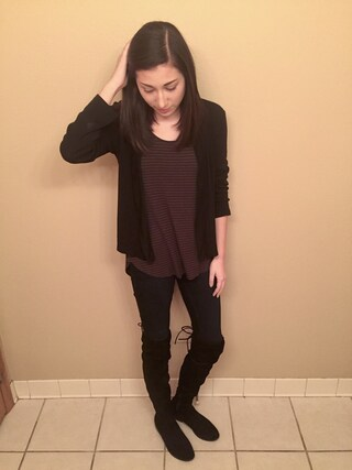 「Paige Denim Verdugo Ultra Skinny(Paige Denim)」 using this Audrey Altmann looks