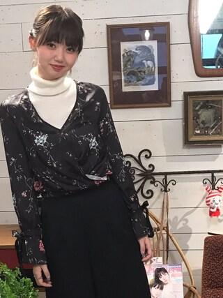 江野沢愛美 さんのコーディネート
