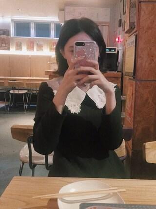 江野沢愛美 さんの(VINTAGE|ヴィンテージ)を使ったコーディネート