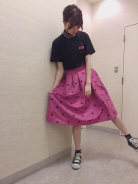 江野沢愛美 さんの(REDYAZEL|レディアゼル)を使ったコーディネート