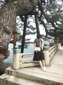 MINAさんの「CONVERSE コンバース オールスター スリップ3 OX(CONVERSE|コンバース)」を使ったコーディネート
