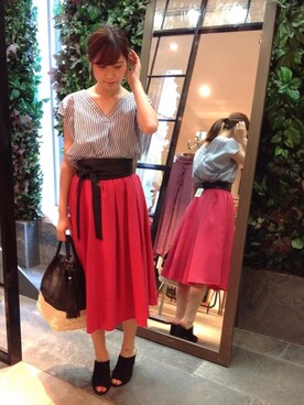 actuel 池袋esola店|Yukiさんのコーディネート